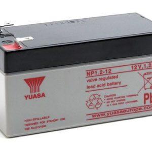 12V / 1.2Ah Batterie