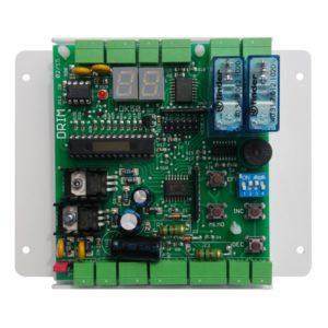 Mini centrale pour le contrôle accès - DKF100