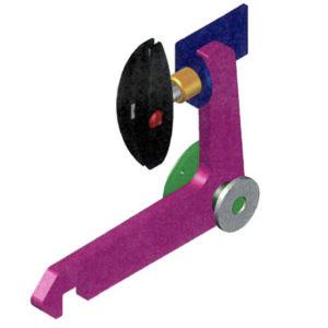 Loqueteau compatible HP30