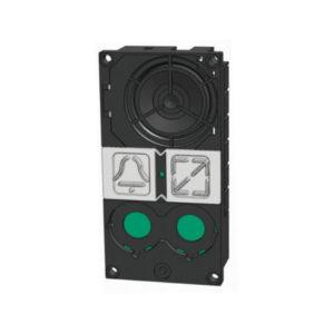 Phonie de cabine HP + Micro - AMPHITECH