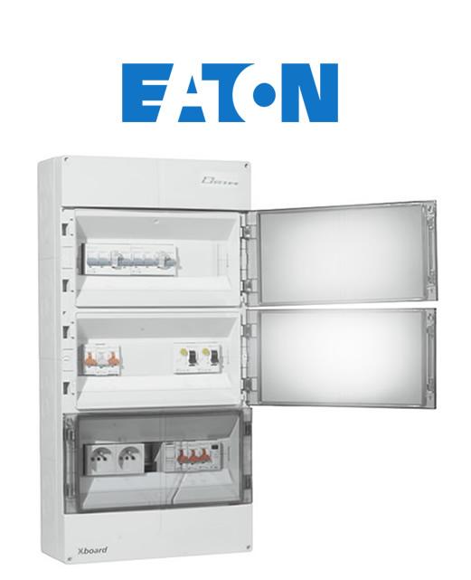 DTU EATON IP54 double