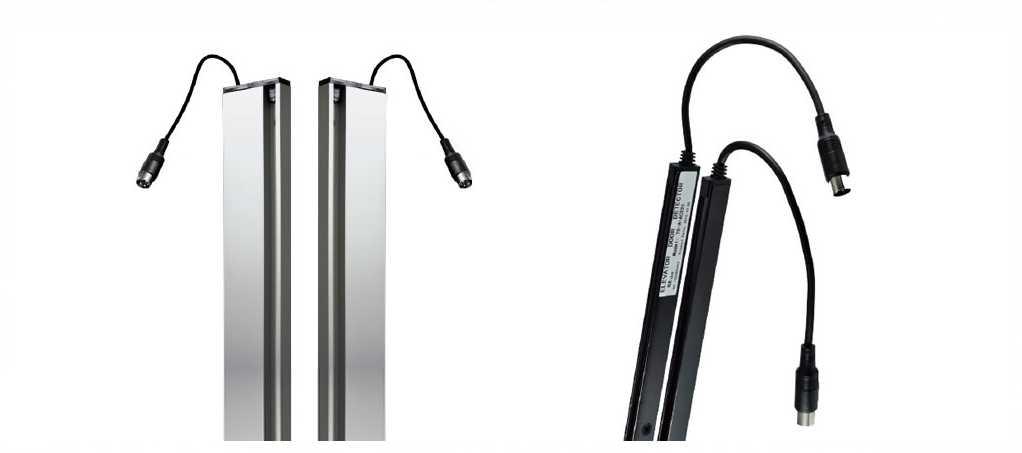 Barrière infrarouge pour ascenseur, monte-plat et monte-charge